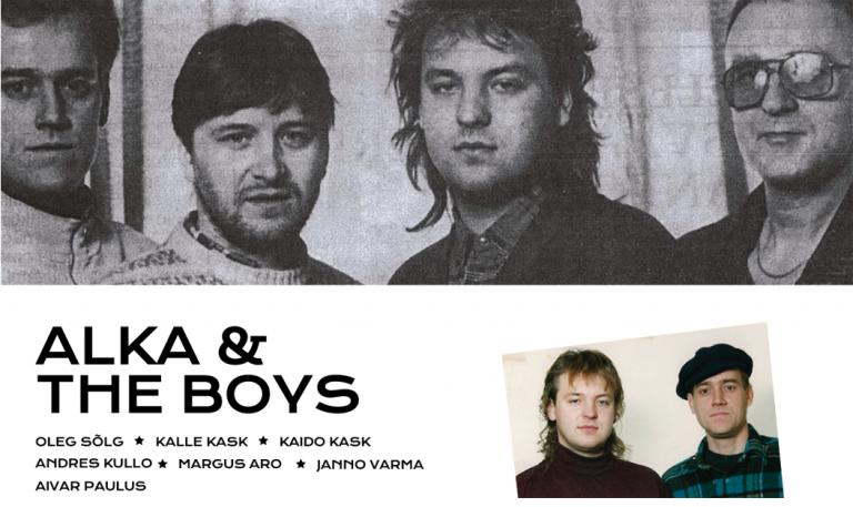 ALKA & THE BOYS
