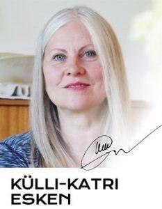 KÜLLI-KATRI ESKEN
